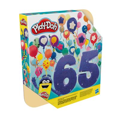 Play-Doh培樂多 終極65罐繽紛組
