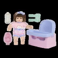 Baby Blush13吋娃娃餵食配件組