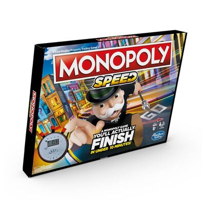 Monopoly地產大亨-超快速版