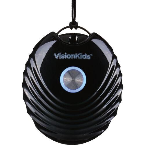 VisionKids 兒童穿戴式負離子空氣淨化機 黑