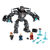 Lego樂高 76190 Iron Man: Iron Monger Mayhem