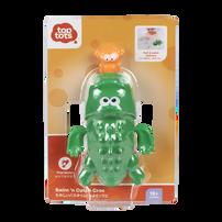 Top Tots天才萌寶 鱷魚咬咬拉線洗澡玩具
