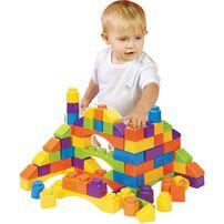 BRU Infant & Preschool 50件寶寶積木組