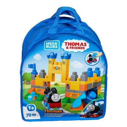 Mega Bloks美高積木大大積木湯瑪士奧斯特城堡組