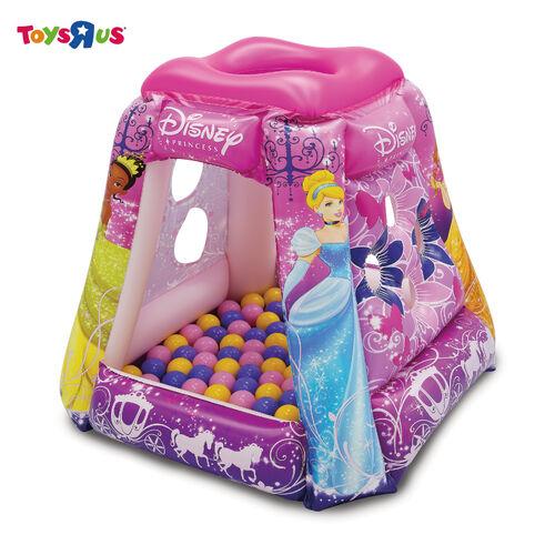迪士尼公主探險球屋(附20顆球)