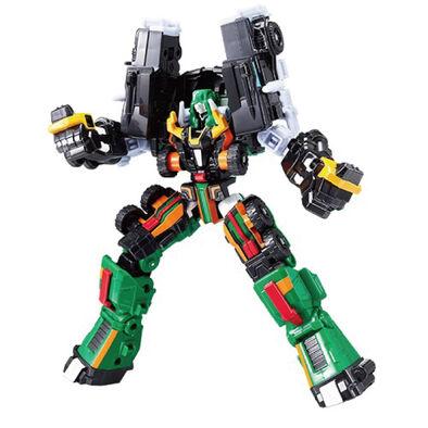 Tobot機器戰士 中型狂野蠻牛
