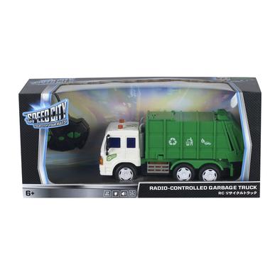 Speed City極速城市 1:10 垃圾回收車 遙控車