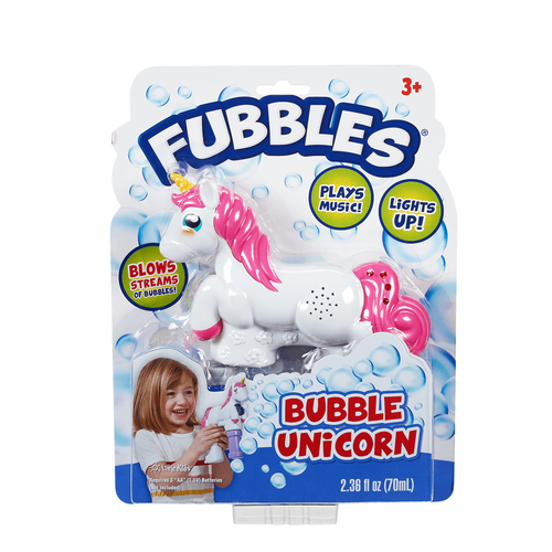 Fubbles 音樂泡泡槍 - 隨機發貨