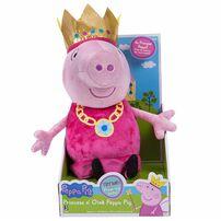 Peppa Pig 粉紅豬小妹造型有聲玩偶