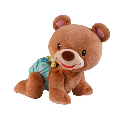 Vtech 小熊爬行聲光玩具