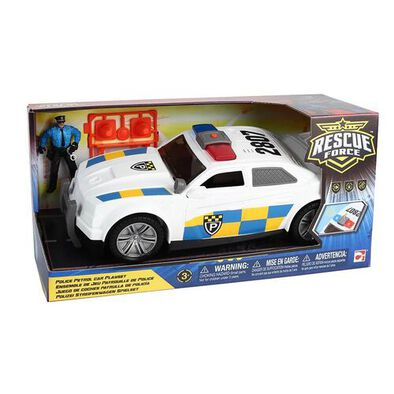 Rescue Force 城市巡邏警車