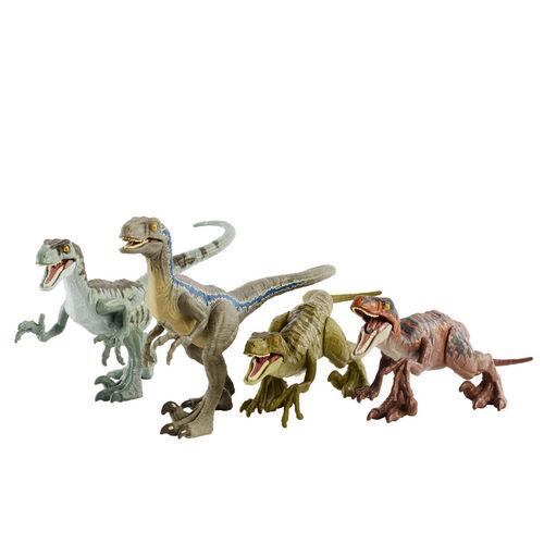 Jurassic World侏羅紀世界-迅猛龍系列