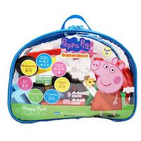 Peppa Pig粉紅豬小妹積木-公園