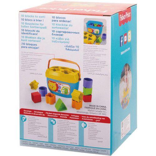 Fisher-Price費雪寶寶積木盒