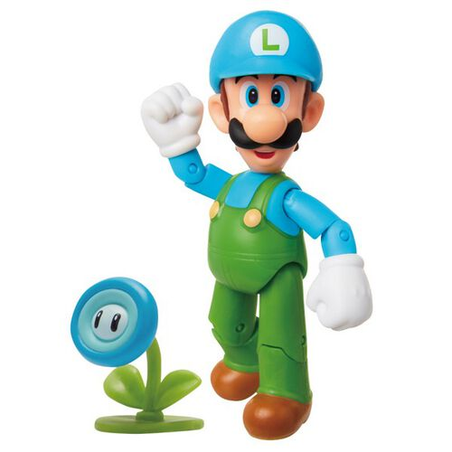 Nintendo任天堂super Mario 4吋公仔w20 - 隨機發貨
