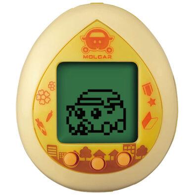Bandai萬代 Tamagotchi天竺鼠車車x塔麻可吉 (奶油色)