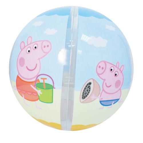 Peppa Pig粉紅豬小妹 沙灘球