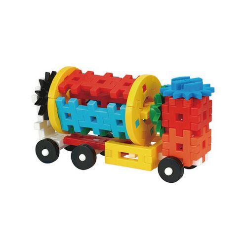 Gakken Block學研積木 益智積木 齒輪配件包