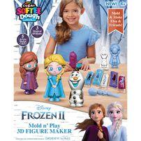 Disney Frozen迪士尼冰雪奇緣造型黏土組