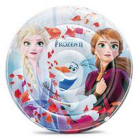 Intex Disney Frozen迪士尼冰雪奇緣水上漂浮墊