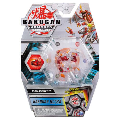 Bakugan爆丸 BP2-036 進階爆丸 水晶 獨角巨龍 Ultra