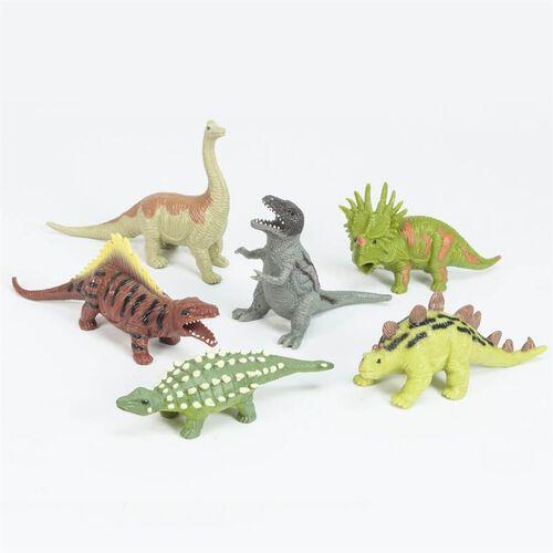 Animal Zone動物叢林 捏捏紓壓恐龍