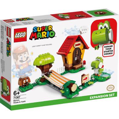 LEGO樂高71367 瑪利歐之家 & 耀西