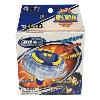 Spin Fighter魔幻陀螺 聚能引擎-御空勇士