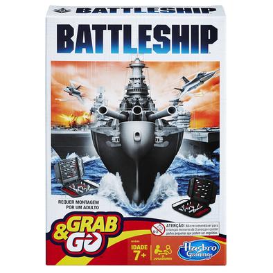 Hasbro Gaming孩之寶遊戲 海戰棋(隨身包)