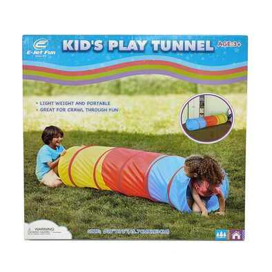 E-Jet Games Kid's Play Tunnel