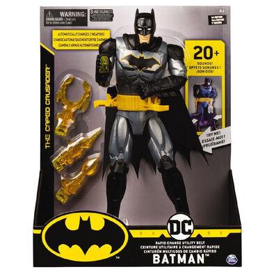Batman-12吋蝙蝠俠特色可動人偶