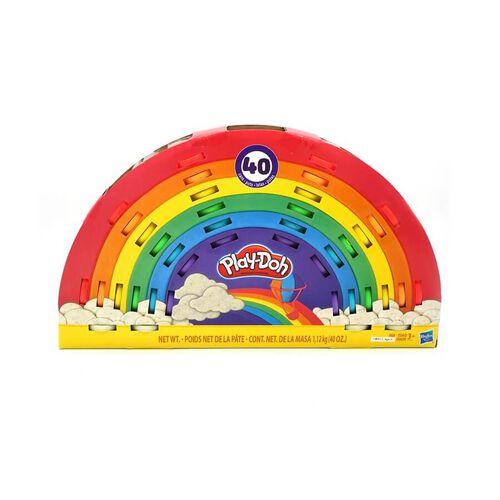 Play-Doh培樂多黏土40入黏土組