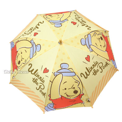 Disney迪士尼小熊維尼童傘