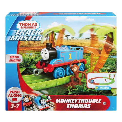 Thomas & Friends湯瑪士小火車非洲叢林軌道組 Thomas and Friends