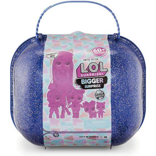 L.O.L. Surprise!驚喜寶貝蛋迪斯可豪華驚喜手提盒