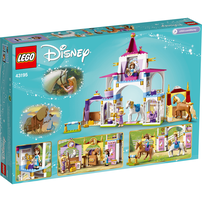 Lego樂高 43195 Belle and Rapunzel's Royal Stables