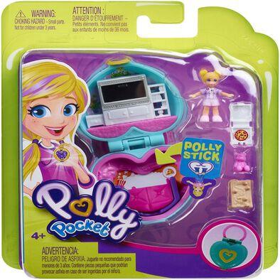 Polly Pocket口袋波莉 迷你百寶盒系列 - 隨機發貨