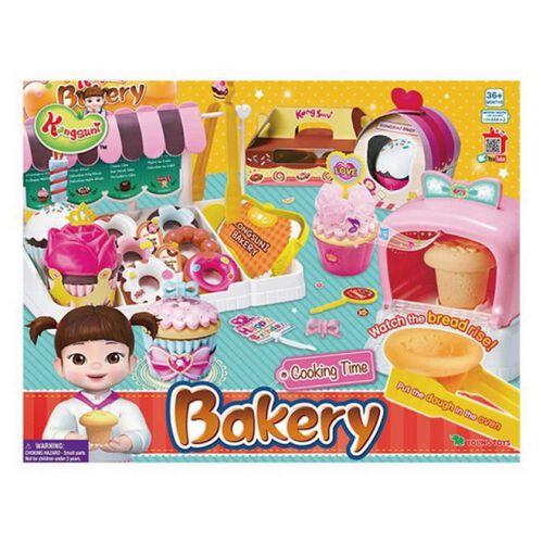 Kongsuni小荳娃娃 繽紛麵包店