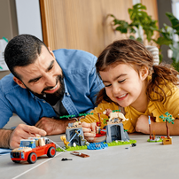 Lego樂高 60301 野生動物救援越野車