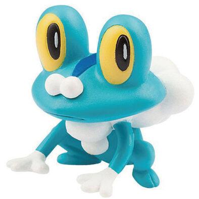 Pokemon寶可夢 Pcc_09 呱呱泡蛙