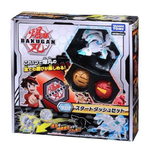 Bakugan爆丸 BP-008 爆丸卡片遊戲組合