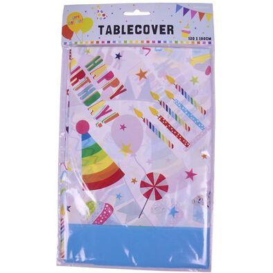 Amscan 生日主題桌巾