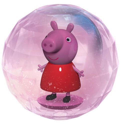 Peppa Pig粉紅豬小妹閃亮水晶球