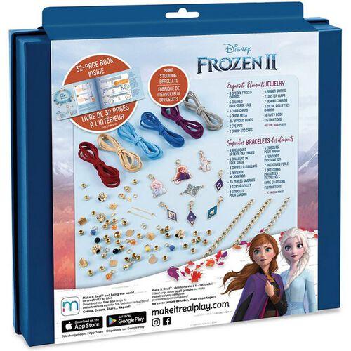 Disney Frozen迪士尼冰雪奇緣公主手鍊組