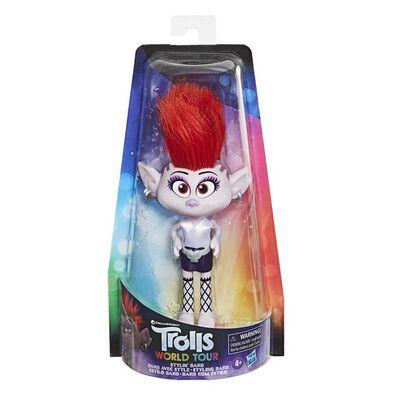 Trolls魔髮精靈 唱遊世界 基本人物組 - 隨機發貨