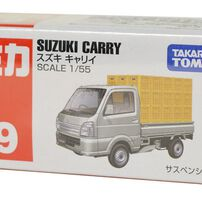 Tomica多美 No﹒89 Suzuki Carry