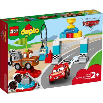 LEGO樂高 10924 Lightning McQueen 's Race Day
