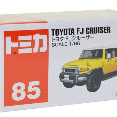 Tomica多美 No﹒85 Toyota Fj Cruiser