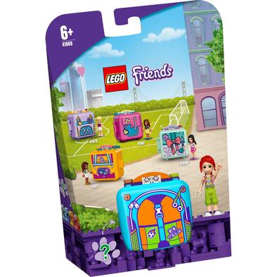 Lego樂高 41669 休閒秘密寶盒-米雅與足球