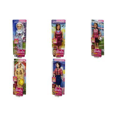 Barbie芭比60週年職業系列